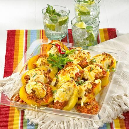Country-Kartoffeln Tex-Mex Rezept