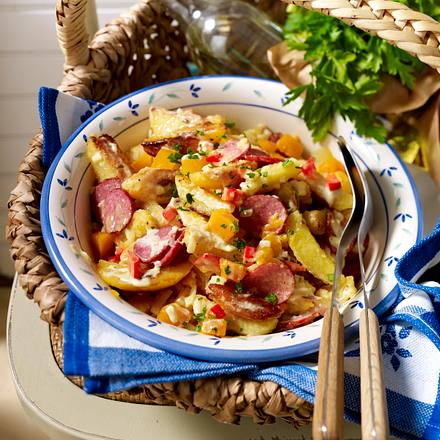 Country-Potatoes-Salat Rezept