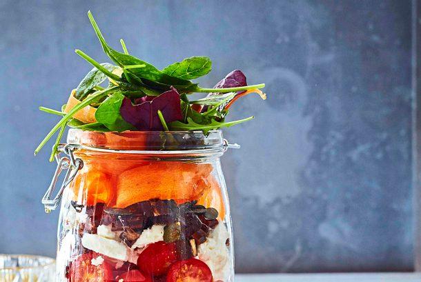 Couscous-Salat für Schichtarbeiter Rezept