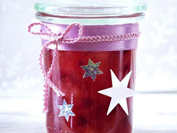 Cranberry-Birnen-Konfitüre Rezept