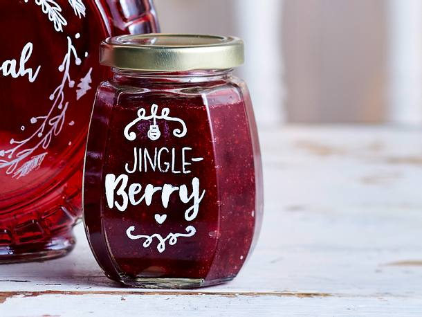 Cranberry-Mus Rezept