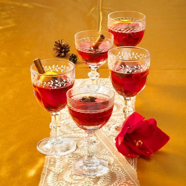 Cranberry-Punsch Rezept