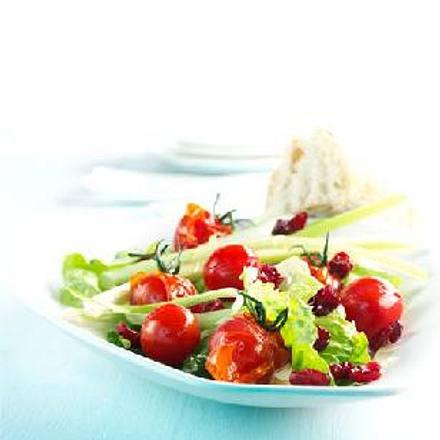 Cranberry-Tomaten-Salat Rezept