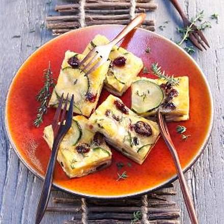 Cranberry-Tortilla-Happen Rezept