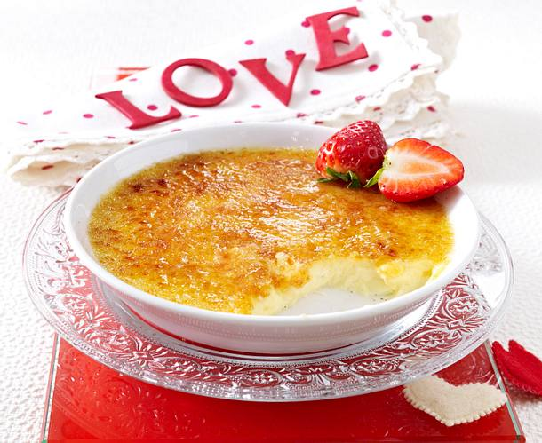 Crème Brûlee Rezept