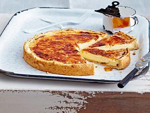 Crème-Brûlée-Cheesecake Rezept