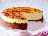 Crème-brûlée-Cheesecake