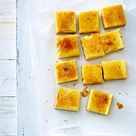 Creme Brulée-Square Rezept