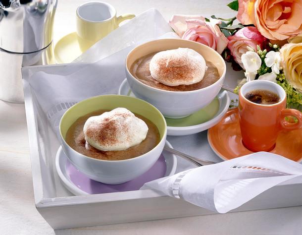 """Crème """"Café au lait"""" Rezept"""