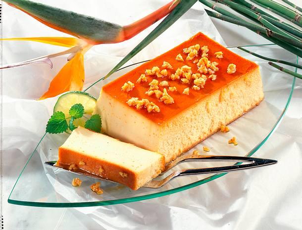 Crème Caramel aus der Form Rezept