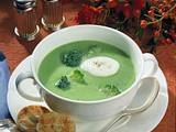 Cremige Broccoli-Suppe Rezept