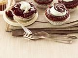 Cremige Schoko-Muffins Rezept