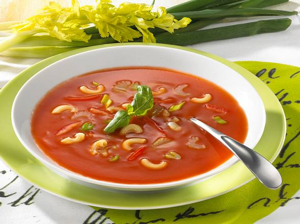 Cremige Tomatensuppe Rezept