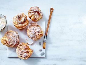 Croissant + Muffin = cruffin Rezept