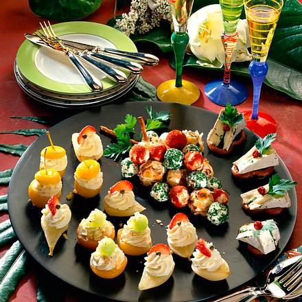 Croque mit Salat & Senfcreme Rezept