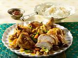 Curry-Hühnchen à la Madras Rezept