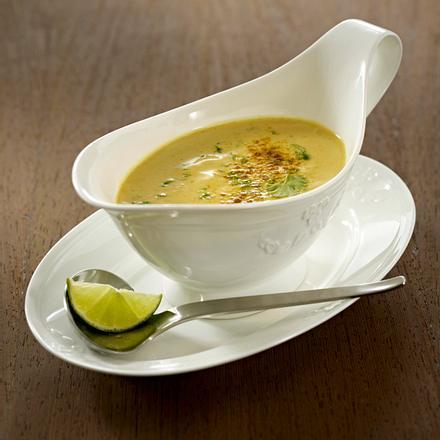 Curry-Kokos-Soße (für vegetarische Gerichte) Rezept