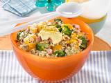 Curry-Reissalat Rezept