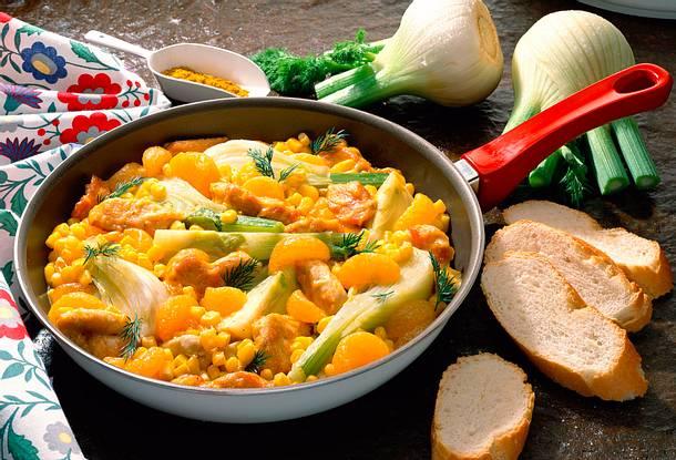 Currypfanne Rezept