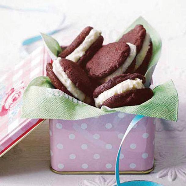 Cynthia's Oreo-Cookies (Cynthia Barcomi) Rezept