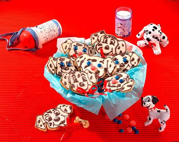 Dalmatiner-Kekse Rezept