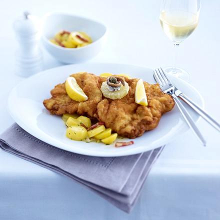 Das Original-Wiener-Schnitzel-Rezept aus dem Borchardt Rezept