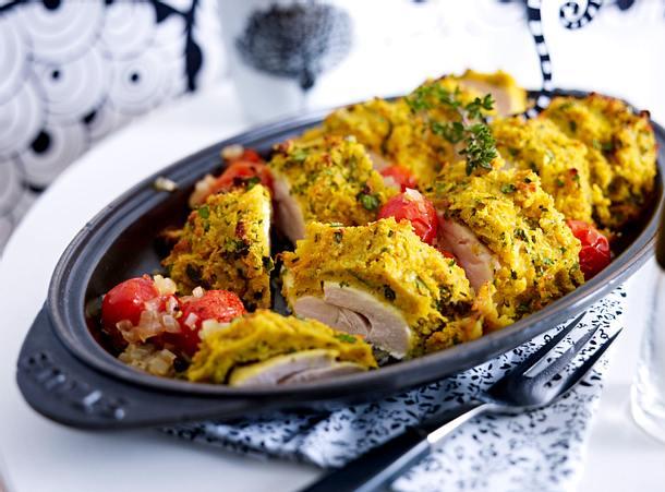 Das possierliche Patata-Hühnchen Rezept