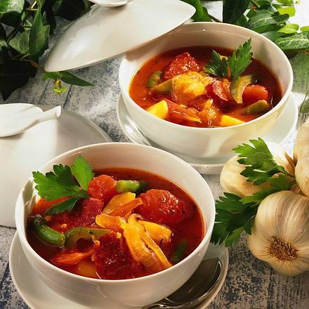 Debrecziner Suppe Rezept