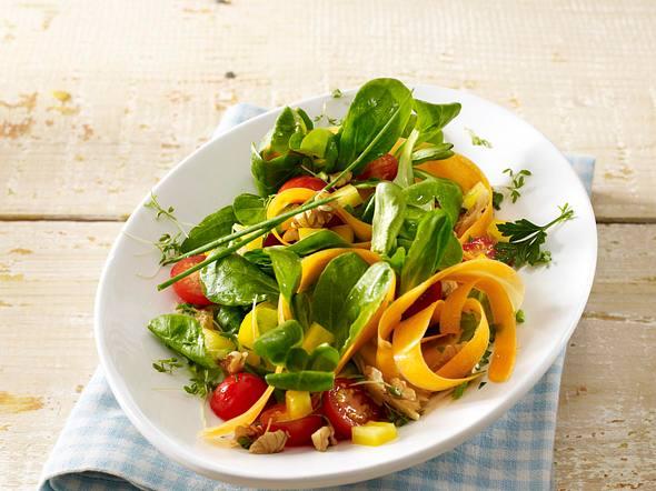 Der gesündeste Salat der Welt Rezept