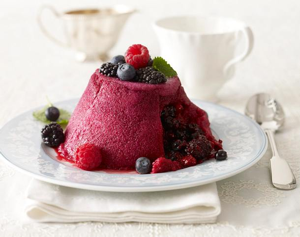 Dessert: Summerpudding Rezept