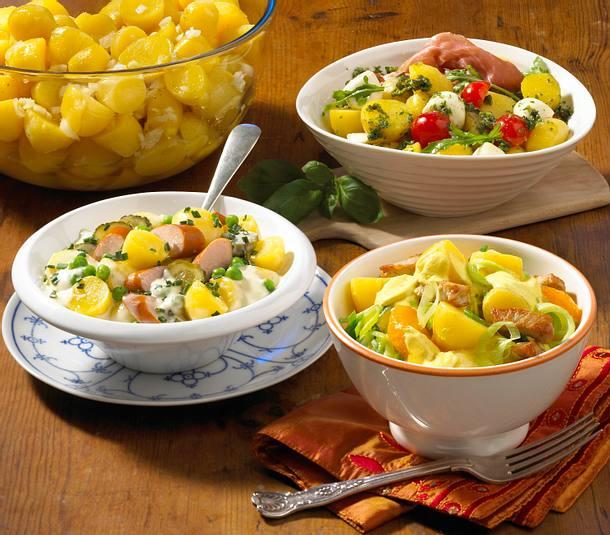 Deutscher Kartoffelsalat Rezept