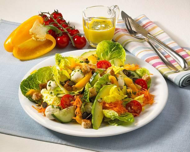 Diät-Salat Rezept