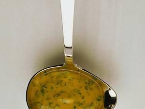 Dill-Senf-Soße (kalt) Rezept