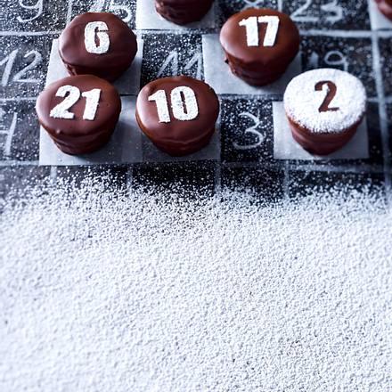 Domino-Muffins Rezept