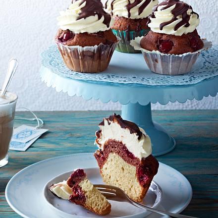 Donauwellen-Muffins Rezept