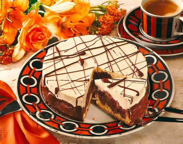 Donauwellen-Torte Rezept