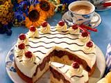 Donauwellen-Torte (Diabetiker) Rezept