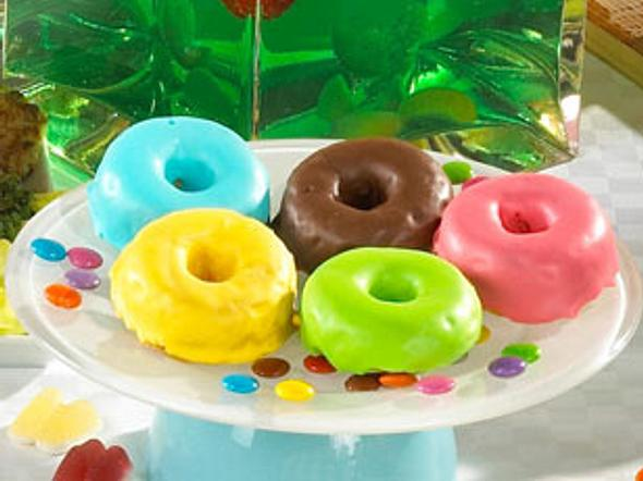 "Donuts ""Olympia"" Rezept"