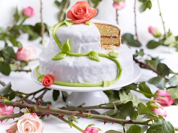 Dornröschens Hochzeitstorte  Rezept