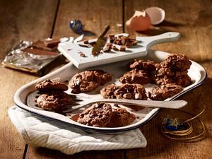 Double Chocolate Cookies Rezept