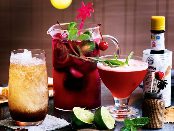 Halloween-Cocktails – gruselige Drinks | LECKER