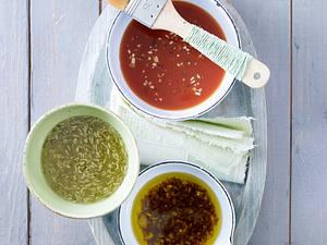 Drei schnelle Grill-Marinaden Rezept