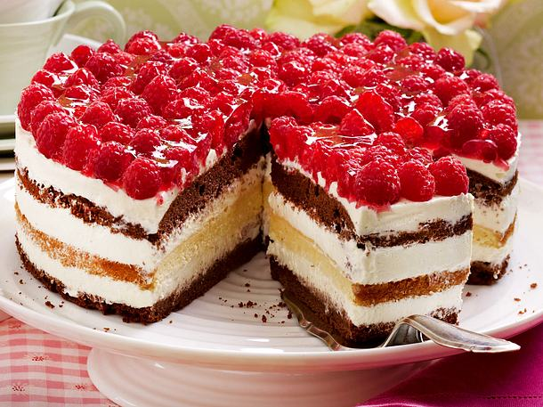 Drei Tage Torte Rezept Lecker