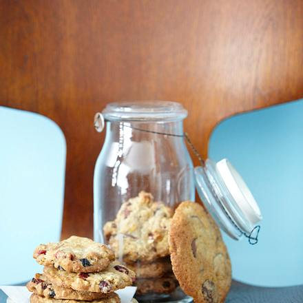 Dreierlei Cookies Grundrezept Rezept