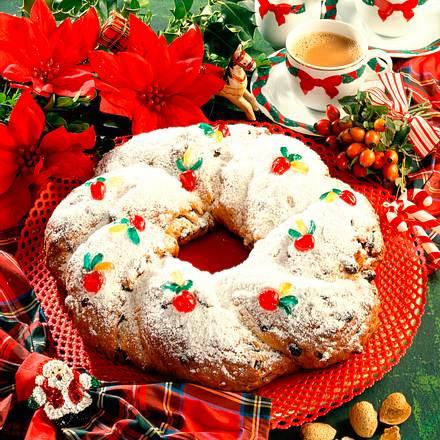 Dresdener kranz stollen rezept chefkoch rezepte auf for Butter kuchen dresden