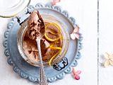Dunkle Mousse au Chocolat Rezept