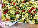 Easy-peasy-Ofen-Tortelloni Rezept
