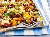 Easy-peasy Tex-Mex-Kartoffeln Rezept