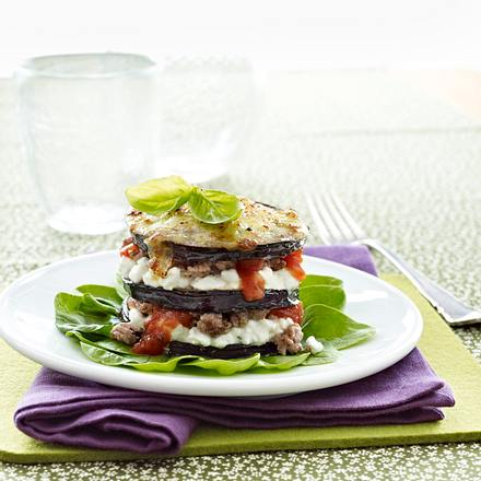 Eggplant Lasagna Rezept
