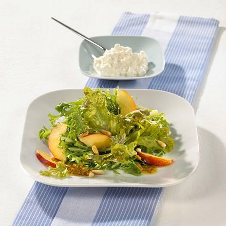 Eichblatt-Frisée-Salat Rezept